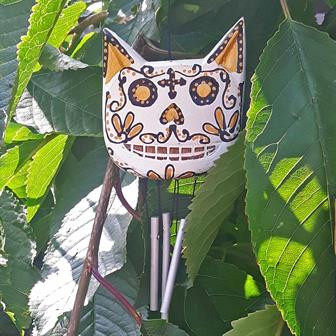 Candy Cat Chime