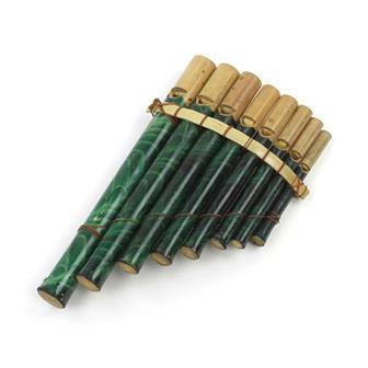Leaf Pan Flute