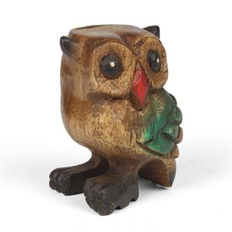 Hooting Owl - Mini