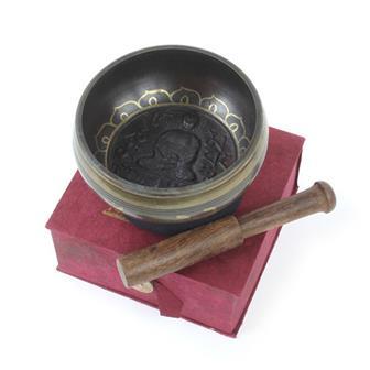 Buddha Amitabha Singing Bowl Set