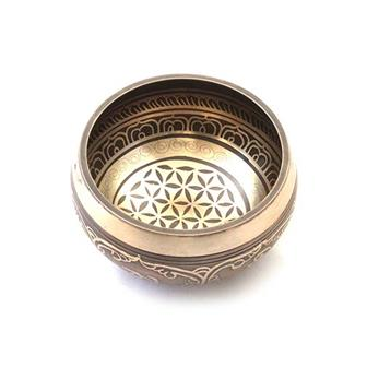Seconds Flower of Life Singing Bowl L