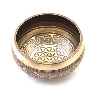 Seconds Flower of Life Singing Bowl XL