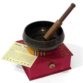 Buddha Mandala Singing Bowl Set