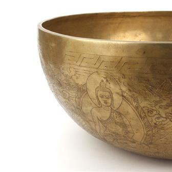 Buddha Artisan Singing Bowl