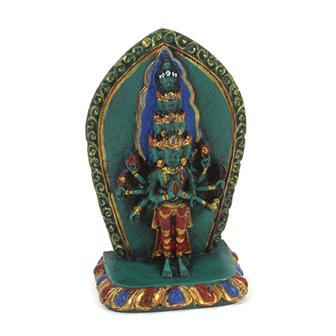 Avalokiteshwara Resin Statue