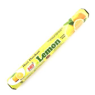 Lemon Hexagon Incense