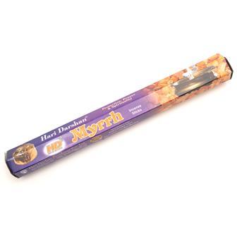 Myrrh Hexagon Incense