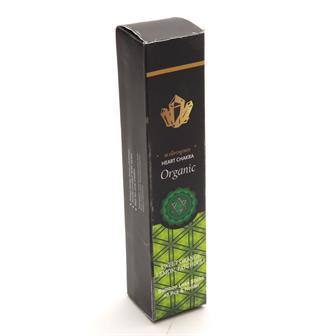 Heart Chakra Organic Dhoop Incense