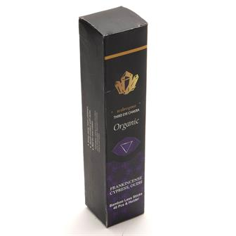 Third Eye Chakra Organic Dhoop Incense