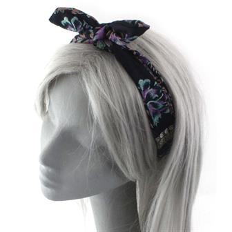 Sari Tie Headband