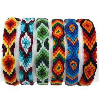 Guatemalan Friendship Bracelet