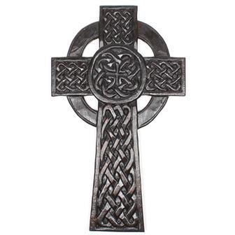 Long Natural Celtic Cross