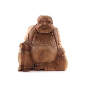 Small Laughing Buddha B Stock