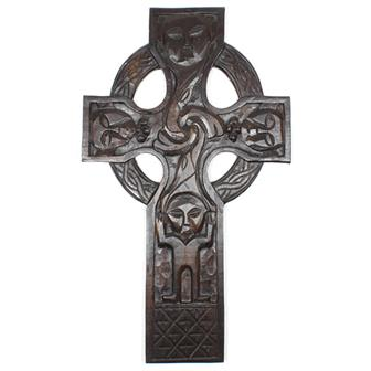 Celtic People Cross