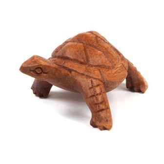 Hand Carved Tortoise