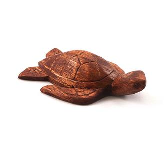 Small Handcarved Turtle