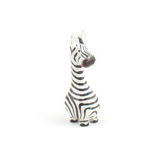 Cartoon Zebra Medium