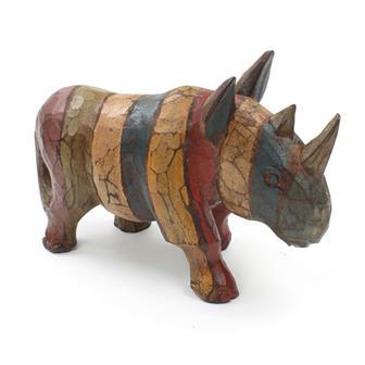 Rustic Rhino
