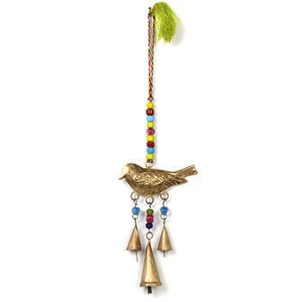 Metal Bird Bell