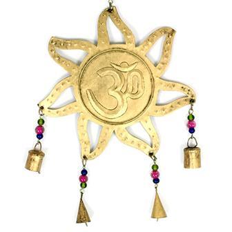 Om Sun with Bells