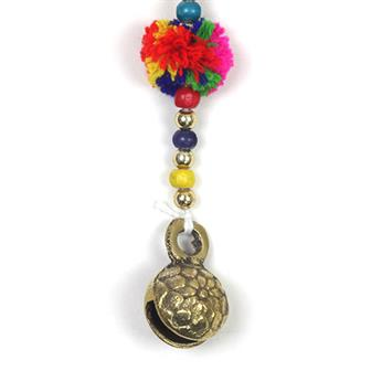 Small Mandala Bell String