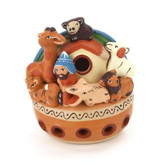 Ceramic Noahs Ark (New Style)