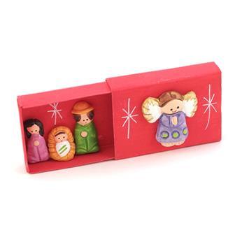 Matchbox Nativity