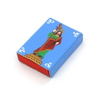 San Judas Matchbox