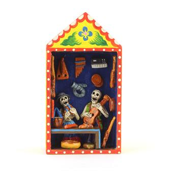 Music Shop Retablo