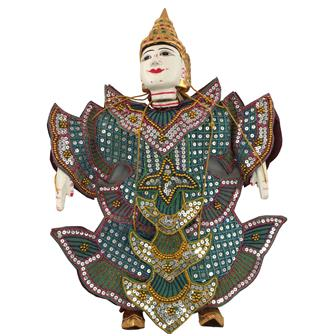 Burmese Prince Puppet