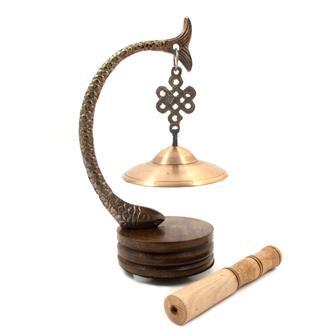 Table Cymbal Gong