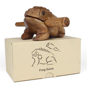 Croaking Frog Güiro