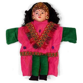 Sita Glove Puppet