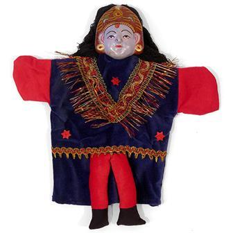 Rama Glove Puppet