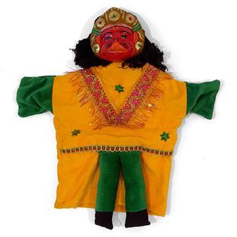 Hanuman Glove Puppet