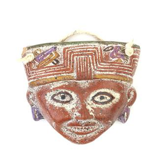 Small Teotihuacan Mask