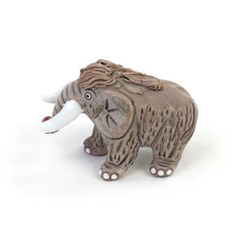 Woolly Mammoth Ceramic