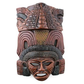 Teotihuacan Pyramid Mask