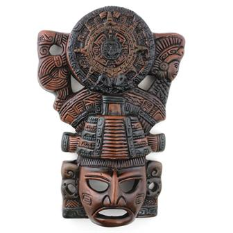 Aztec Calendar Mask