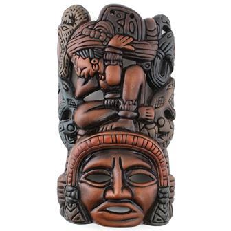 Ceramic Burden of Time Mask