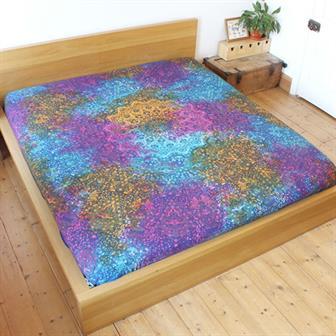 Intricate Mandala Bedspread