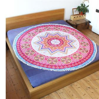 Circular Gol Star Throw