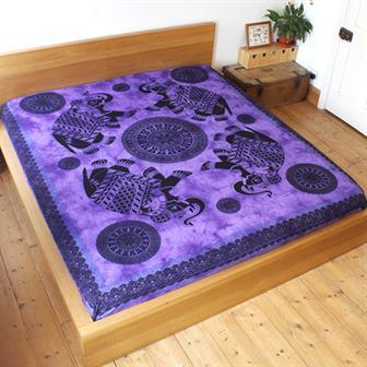 Festival Elephant Bedspread