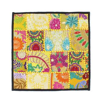 Khambhat Work Cushion Cover