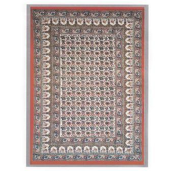 Jaipur Palace Single Bedspread