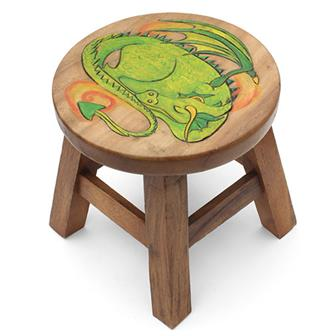 Sleeping Dragon Stool