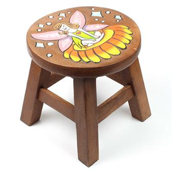 Flower Fairy Stool