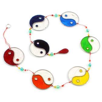 String of Yin Yang Suncatcher