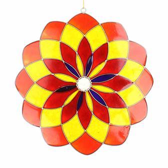 Giant Mandala Suncatcher