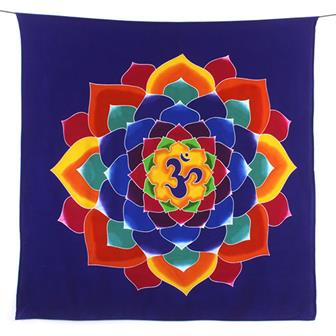 Om Mandala Batik